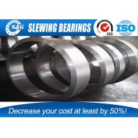 Wholesale Open Die Forging Round Steel Rings , Carbon Steel Ring For Brass Parts from china suppliers