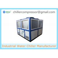 Wholesale +5C~+35C 10hp - 40 hp Industrial Air Cooled Water Chiller Machine For Plastic Injection from china suppliers
