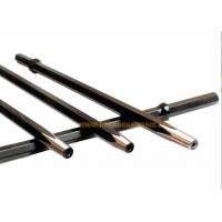 Buy cheap Tungsten Carbide Integral Rock Drill Rods Steel Shank H22x108mm With Chisel Bit from wholesalers