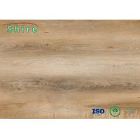 China Indoor Decorate SPC  Flooring Non - Slip Virgin Material Click System 48*6 on sale