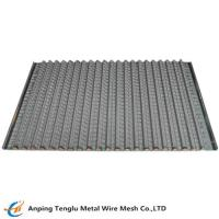 Wholesale Wave Type Screen 80-325 Mesh Replacement of Flat Screen 60 to 250 mesh Customized Size from china suppliers