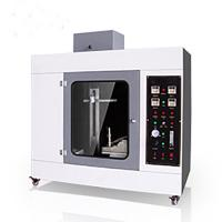 Wholesale Plastic Wire Testing Equipment Horizontal Vertical Combustion Tester ZY6017 from china suppliers