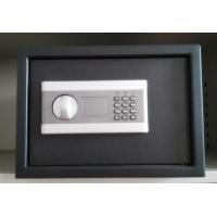 Quality Quick Access Small Gun Safe Digital Code Desk Drawer Mounted Powder Coated for sale