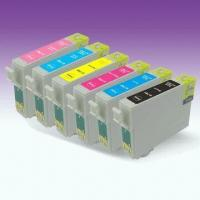 Wholesale Color Cartridges, Suitable for Epson Series, with 13.5mL Colored Ink Volume, Comes in Various Colors from china suppliers