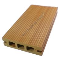 Quality 90 outdoor floor wood panel composite decking for sale