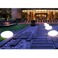 China Outdoor Color Change Floating LED Waterproof Ball For Wedding Decoration on sale