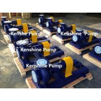 Wholesale IHF Fluoroplastic liner centrifugal pump from china suppliers