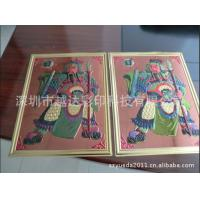 Wholesale Flatbed UV inkjet printing machine on sheet metal ceramic wood from china suppliers