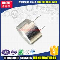 Wholesale manufacturer of 40kHz Ultrasonic sensor with water proof housing from china suppliers