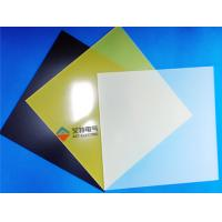 Quality CEM-3 Epoxy Glass Cloth and Glass Mat Laminated Sheet for sale