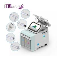 Wholesale Top Quality multifunction hydra dermabrasion facial skin rejuvenation microdermabrasion machine peel machine from china suppliers