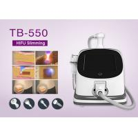 Wholesale High Intensity Focused Ultrasound HIFU Slimming Machine / Wrinkle Removal Device 12*20mm from china suppliers