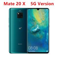Wholesale New Original Huawei Mate 20 X Cell Phone 7.2 Inch Andorid 9.0 Kirin 980 Octa Core 40.0MP NFC IP53 Quick Charger 5G net from china suppliers
