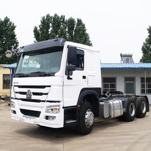 Wholesale 30 Ton Sinotruk Howo 371 375 420 Hp Trailer Truck Head from china suppliers