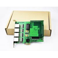 Wholesale 4X E1/T1 interfaces 2 E1/T1 asterisk card PCI express from china suppliers