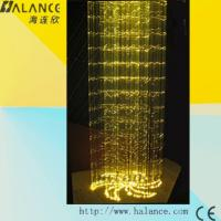 Wholesale Fiber 0.75 Japan Mitsubi, R-150W with remote decorative optical fiber chandeliers led from china suppliers