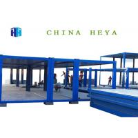 Wholesale Prefabricated 40 Ft Flat Pack Container House On Construction Sites Waterproof from china suppliers