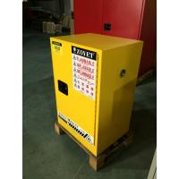 Wholesale Chemical Flammable Safety Storage Cabinets 12 GAL For Hazardous Material from china suppliers