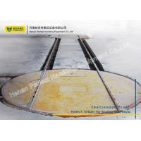 Wholesale Poly Directional Movement Material Handling Turntable With Two Cross - Rails from china suppliers