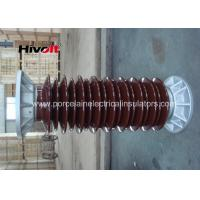 Buy cheap 110KV Brown Color Hollow Core Insulators Excellent Mechanical Performance from wholesalers