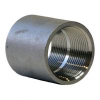 Buy cheap Steel Pipe Fittings Carbon Steel Coupling from wholesalers