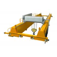 Wholesale Electric Industrial Overhead Crane , 20 Ton Double Girder Bridge Crane from china suppliers