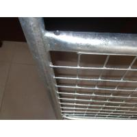 Wholesale Hot Dipped Galvanized Collapsible Pool Fence Temporary Mesh Fencing 22.00kg from china suppliers