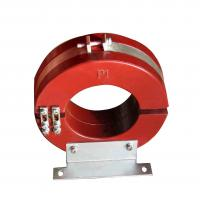 Wholesale 10P10 Hall Effect Zero Phase Current Transformer80mm Max Aperture 50Hz / 60Hz from china suppliers