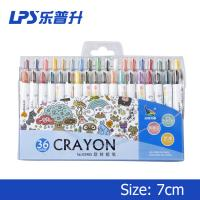 China Multi Colored Crayons Short Twist Up Crayons 11cm 3 Years Shelf Life on sale