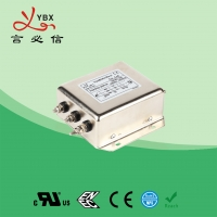 Wholesale 150A Passive Inverter EMI Filter , EMC Mains Filter For Servo Motor from china suppliers