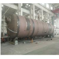 China Pressure Horizontal Storage Tank Low Alloy Steel Non Ferrous Metals Making on sale