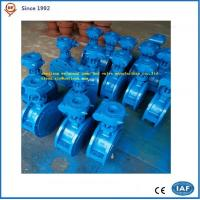 Quality high temperature butterfly valve for sale