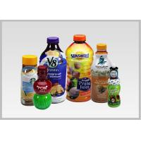 Wholesale PET Drink Bottle Labels , Recyclable Heat Shrink Wrapping Film For Packaging from china suppliers