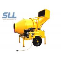 Wholesale 750 Liters Industrial Cement Mixer / Construction Mixer Machine Electric Type from china suppliers