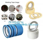 Heat Resistant Automotive Adhesive Masking Tape reisst 80c Auto masking tape