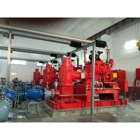 Wholesale NM Fire 750 Gpm Vertical Turbine Fire Pump With Electric Motor Driven from china suppliers