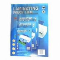 Wholesale A4 100MIC Laminating Sheet Film from china suppliers