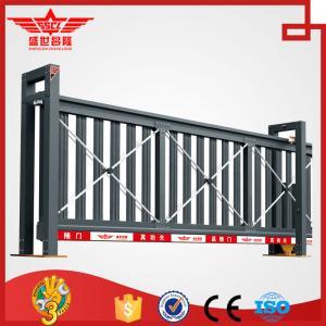 China Aluminum alloy Industrial driveway Gate Door Closer Sliding gate L1504 on sale