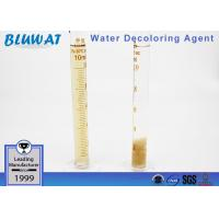 Buy cheap China unique High Efficient Flocculant Decoloring agent for Color Wastewater from wholesalers