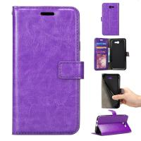 Wholesale Colorful Magnetic Samsung J3 Leather Case Handmade With Three Cards Slot from china suppliers