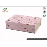 Wholesale Newly Design Folding Gift Boxes Charming Black Printing Easy Disassembled from china suppliers