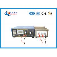 Wholesale Surface Resistivity Testing Equipment / Insulation Material Volume Resistivity Meter from china suppliers