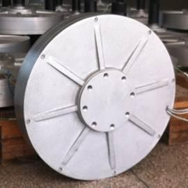 TGET260-3KW-1200R Coreless PMG generator/wind alternator, three phase