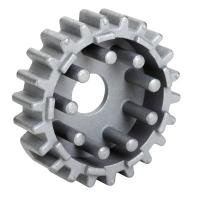 Wholesale High Hardness Cast Carbon Steel Casting Gear For Flywheel Rotor 0.05 - 0.9.KG from china suppliers