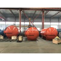 Wholesale Large vulcanizing Steam Rubber Curing Autoclave Tank Process Rubber from china suppliers