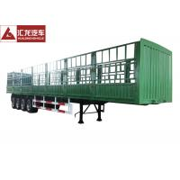 Wholesale 14m Storehouse Cargo Container Trailer 40l Air Tank Steel Celiac Plate Cost Effective from china suppliers