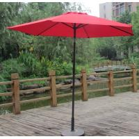 Wholesale Banana Hanging Patio Garden Outdoor Cantilever Umbrella Without Base from china suppliers