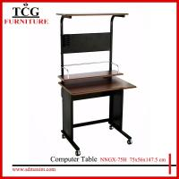 office furniture computer table nngx 75h tcg 2015 new wooden computer