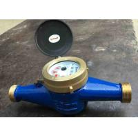 Wholesale Residential Cold Water Multi Jet Meter Iso4064 Class B With Brass House from china suppliers