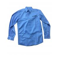Wholesale Static Sensitive Area ESD Protective Clothing ESD Safe T/C Jacket 125 G/sqm from china suppliers